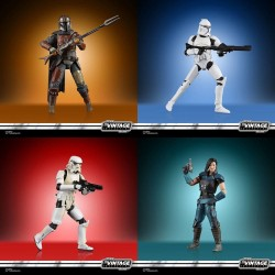 Star Wars Vintage Collection 2020 Wave 1 assortiment figurines 10 cm