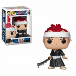 Bleach POP! Animation Vinyl figurine Renji 9 cm
