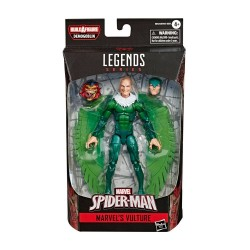 Figurine Marvel Legends Spider-man  Marvel's Vulture