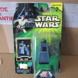 PBA - Figurine Star Wars Potj Star Tours Droid DL-X2   modèle 3