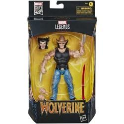 Marvel Legends 80th Anniversary Series figurine Cowboy Logan 15 cm
