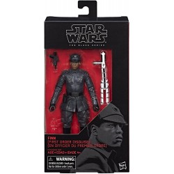 Figurine Star Wars Black Series 15 cm Finn 1ST Order Disguise