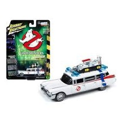 Ghostbuster Voiture 1/64 Ecto-1 1959 Cadillac