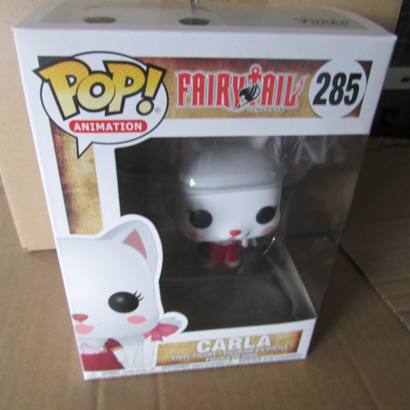 PBA - Figurine Funko Pop Fairy Tail 285  Carla