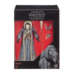Star Wars Solo Black Series figurine Moloch 15 cm