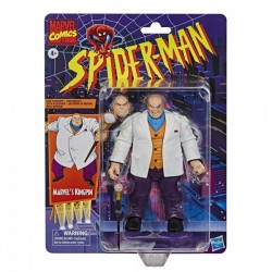 Marvel Legends Spider-Man Variante BAF Kingpin 15 cm blister retro