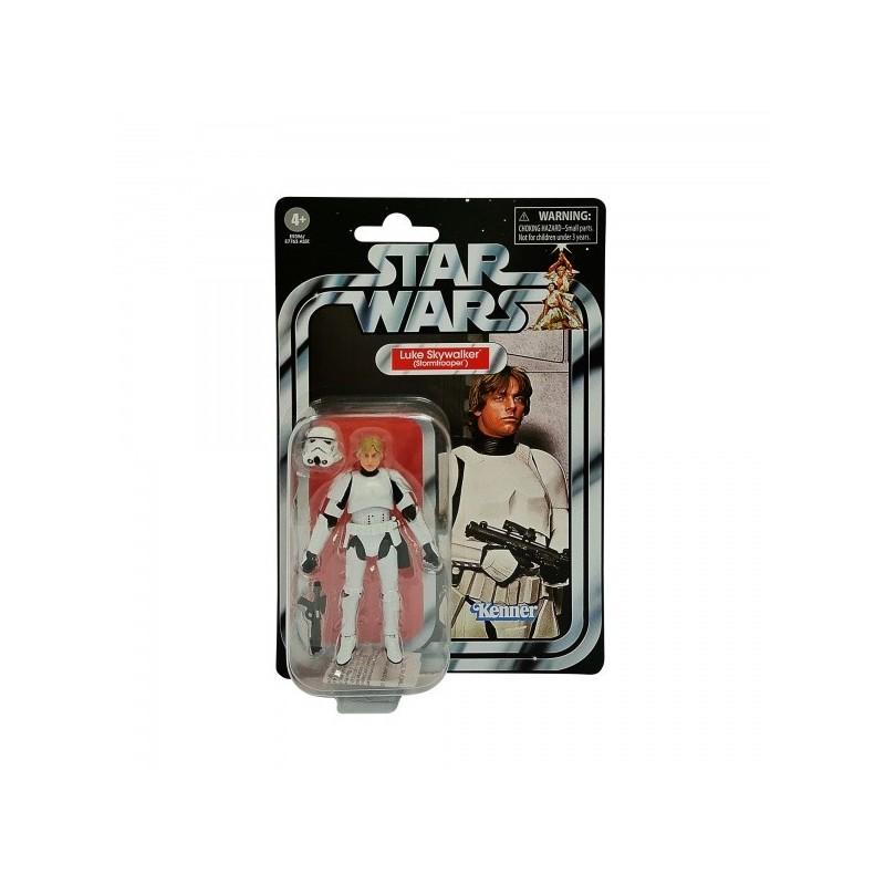 Figurine Star Wars Vintage Collection Luke Skywalker Stormtrooper