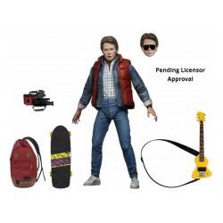 Retour vers le futur figurine Ultimate Marty McFly 18 cm