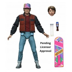 Retour vers le futur 2 figurine Ultimate Marty McFly 18 cm