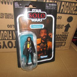 PBA -Figurine Star Wars Vintage Collection Lando Calrissian  modèle 1