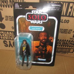 PBA -Figurine Star Wars Vintage Collection Lando calrissian modèle 2