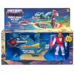 Masters Of The Universe Origins Prince Adam & Sky Sled