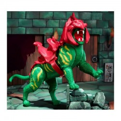 Masters Of The Universe Origins Battle Cat 14 cm