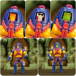 Masters Of Universe Origins Figurine Man-E-Face 14 cm
