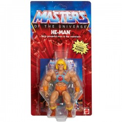 Masters Of Universe Origins Figurine He-Man 14 cm