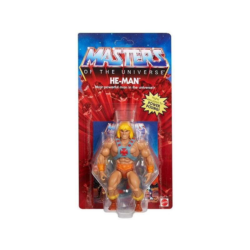 Masters Of Universe Origins Figurine He-Man 14 cm
