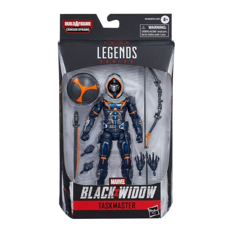 Black Widow Movie Marvel Legends Series figurine 2020 Taskmaster 15 cm