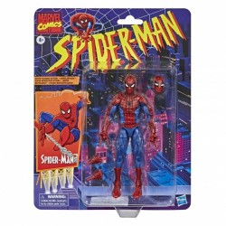 Figurine Marvel Legends Spider-Man Retro 15cm  Spider-Man