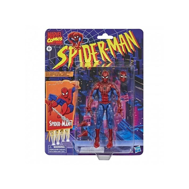 Figurine Marvel Legends Spider-Man Retro 15cm  Spider-Man