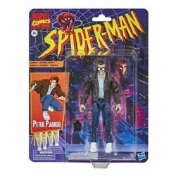 Figurine Marvel Legends Spider-Man Retro 15cm  Peter Parker