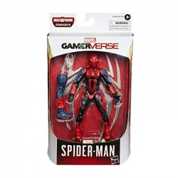 Figurine Marvel Legends Spider-man Spider-Armor Mark 3