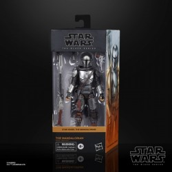 "Figurine Star Wars Black Series 6"" The Mandalorian Bescar Armor"