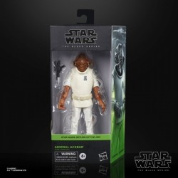 "Figurine Star Wars Black Series 6"" Admiral Ackbar"
