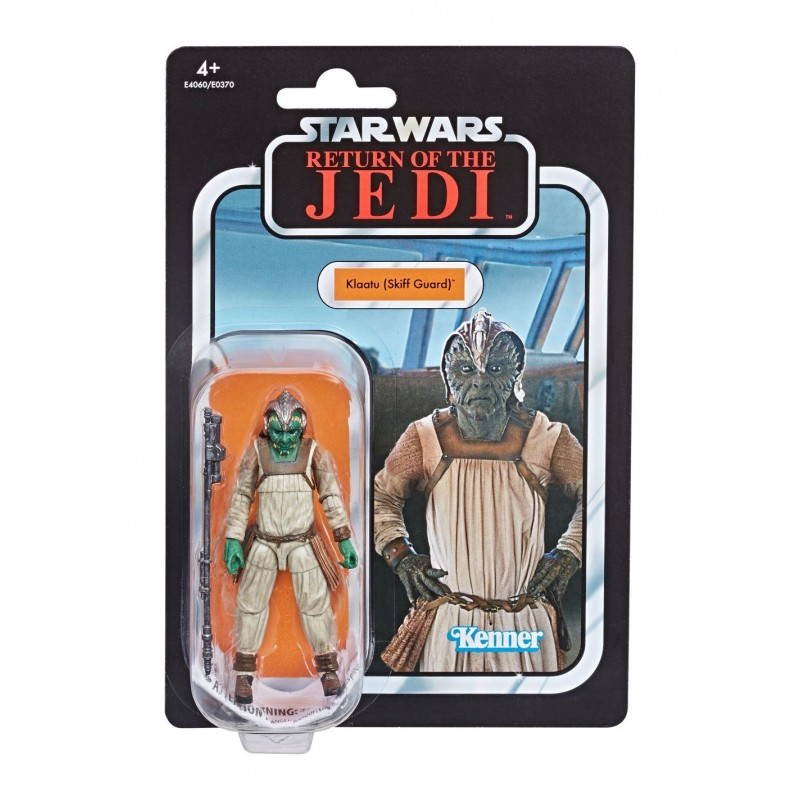 Figurine Star Wars Vintage Collection 10 cm Klaatu Skiff Guard