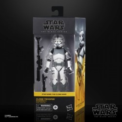 "Figurine Star Wars Black Series 6"" Clone Trooper Kamino"