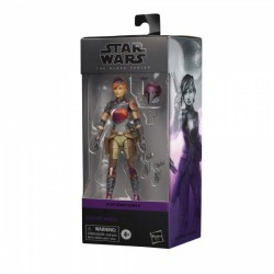 "Figurine Star Wars Black Series 6"" Rebels Sabine Wren Hasbro Pré-commandes"