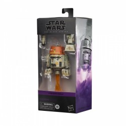 "Figurine Star Wars Black Series 6"" Rebels Chopper"