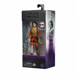 "Figurine Star Wars Black Series 6"" Ezra Bridger"