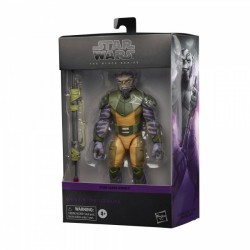 "Figurine Star Wars Black Series 6"" Zeb Orrelios"