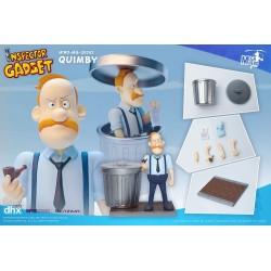 Inspecteur Gadget figurine 1/12 Mega Hero Quimby 13 cm