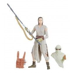 Figurine Star Wars Vintage Collection 10 cm Rey Jakku