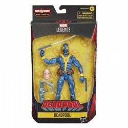Figurine Marvel Legends Deadpool 15 cm Blue Deadpool