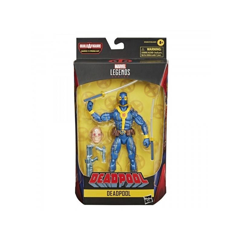 Figurine Marvel Legends Deadpool 15 cm Blue Deadpool