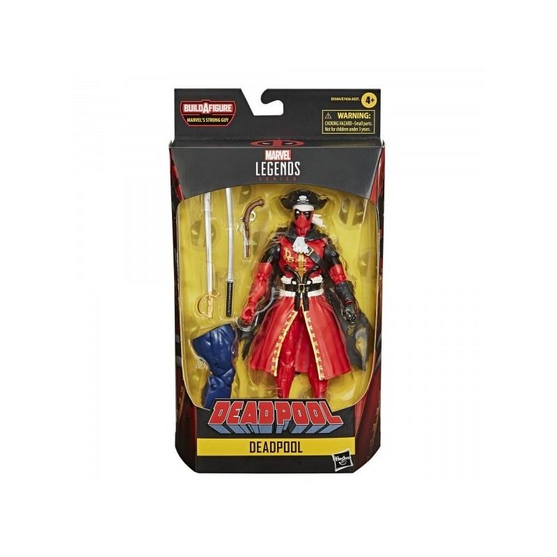 Figurine Marvel Legends Deadpool 15 cm Pirate Deadpool