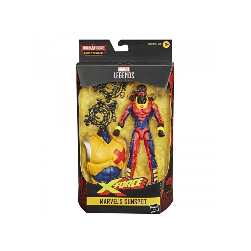 Figurine Marvel Legends Deadpool 15 cm Marvel's Sunspot