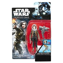 Figurine Star Wars Rogue One Jyn Erso Jehda 10cm