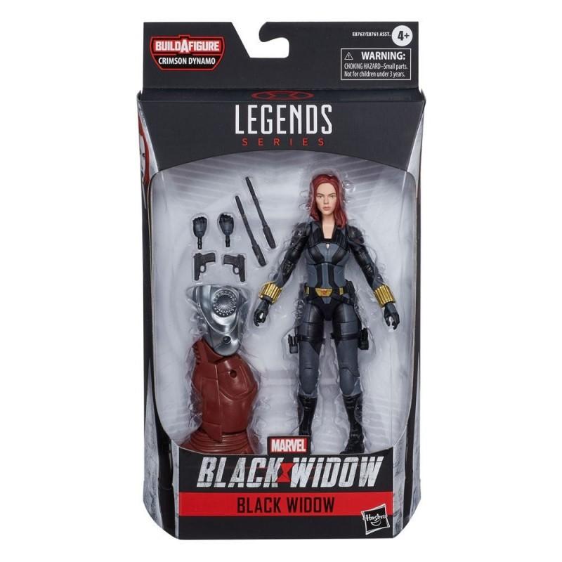 Figurine Marvel Legends Black Widow 15 cm  Black Widow