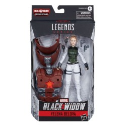 Figurine Marvel Legends Black Widow 15 cm Yelena Belova