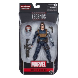 Figurine Marvel Legends Black Widow 15 cm Winter Soldier