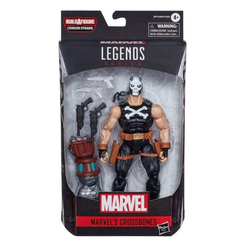 Figurine Marvel Legends Black Widow 15 cm Marvel's Crossbones