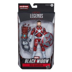 Figurine Marvel Legends Black Widow 15 cm Red Guardian