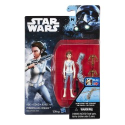 Figurine Star Wars Rogue One Princess Leia Organa