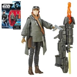 Figurine Star Wars Rogue One Jyn Erso Eadu10cm