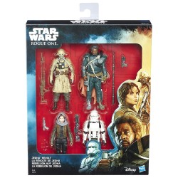 Figurines Star Wars Rogue One  Jedha Revolt