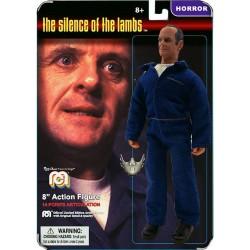 Mego - Le Silence des Agneaux figurine Hannibal Lecter 20 cm