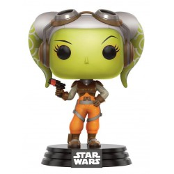 Star Wars Rebels POP! Vinyl Bobble Head Hera 9 cm